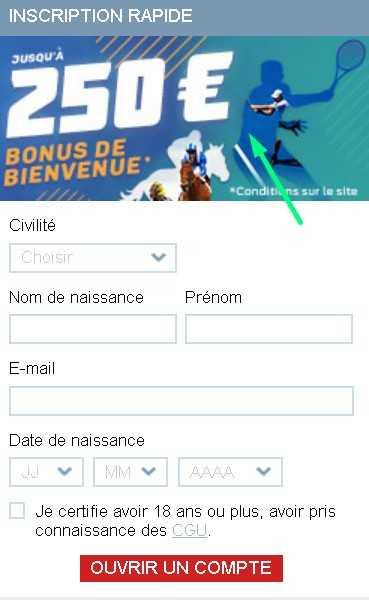 Genybet bonus